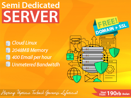 Semi Dedicated Hosting