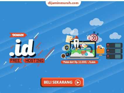 Promo : BUY Domain.ID FREE HOSTING